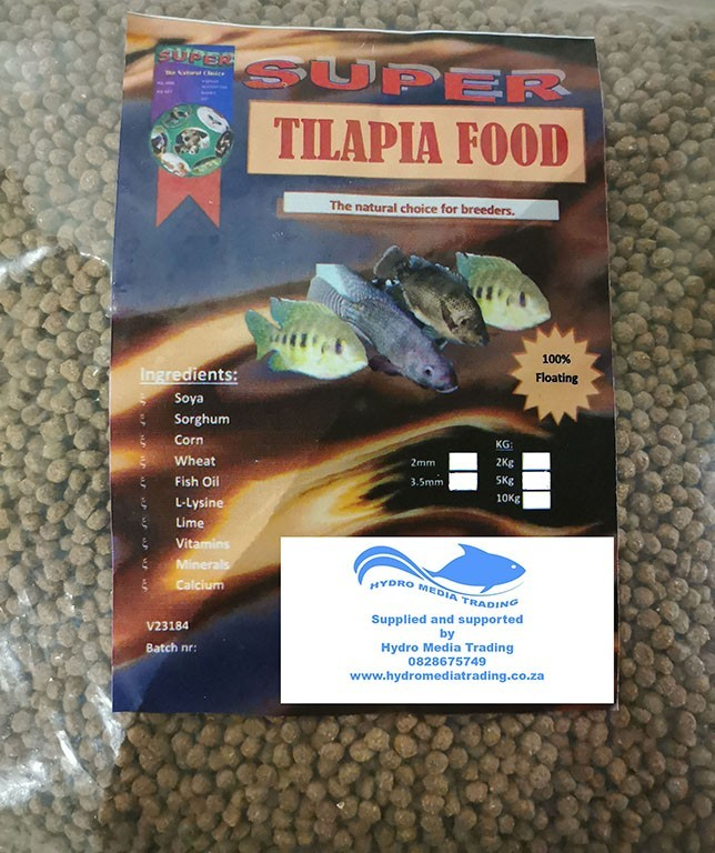Tilapia food